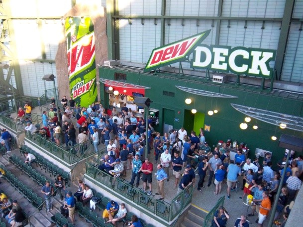 Milw Brewers Game 2015